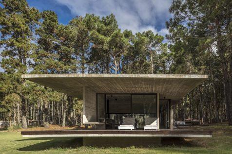La Casa Bosque abre sus puertas de par en par a la naturaleza