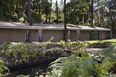 Casa L, una arquitectura eficaz al servicio del paisaje